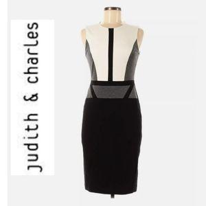 JUDITH & CHARLES Sleevless Dress